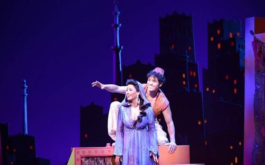 Aladdin The Musical Cheap Theatre Tickets Prince