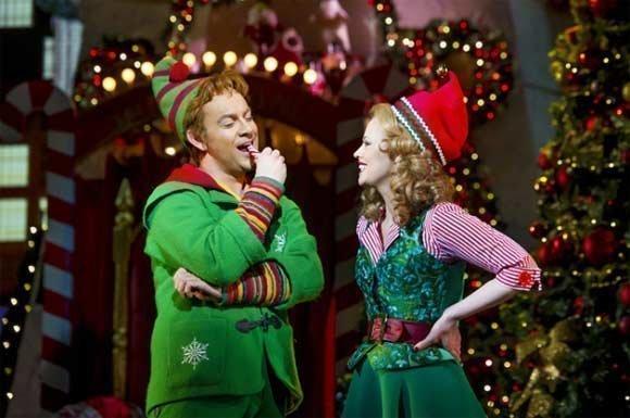 Elf Musical Cheap Theatre Tickets Dominion Theatre