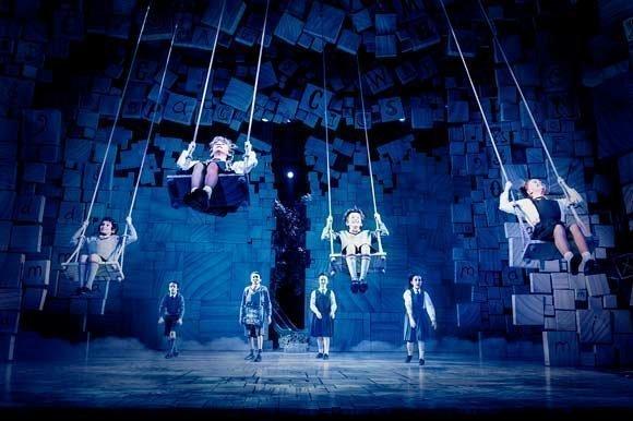 Cheap Matilda The Musical Tickets London Cambridge Autos
