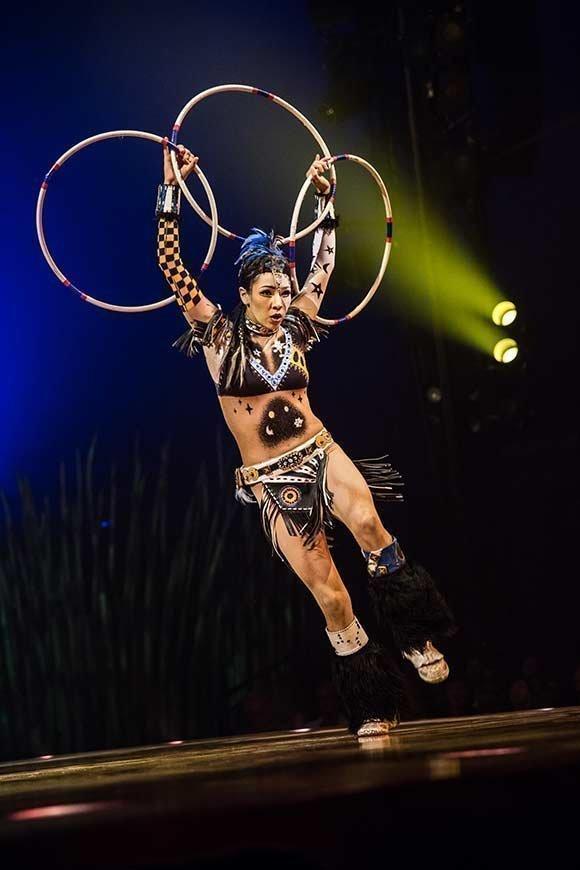 Totem Cirque Du Soleil Cheap Theatre Tickets Royal