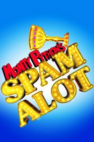Monty Python's Spamalot at the Playhouse Theatre