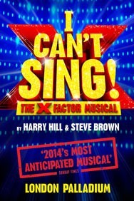 X Factor musical: I Can't Sing!