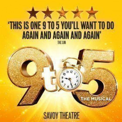 Dolly Parton's 9 TO 5 THE MUSICAL to open in the West End