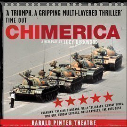 Chimerica transfers to the Harold Pinter Theatre