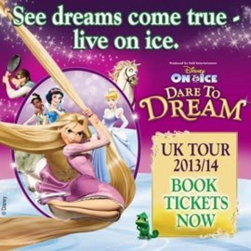 Disney On Ice - Dare to Dream: O2 Arena