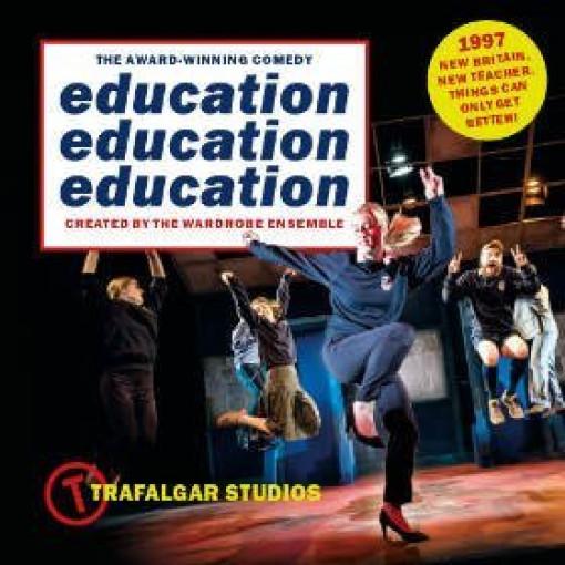 Education, Education, Education