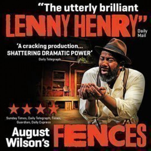 Lenny Henry trades in the laughs for a more serious role in Fences at the Duchess Theatre