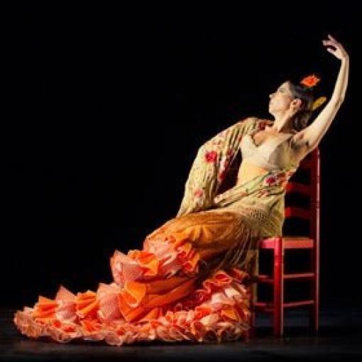 Flamenco Festival London: Belen Maya Company-Trasmin