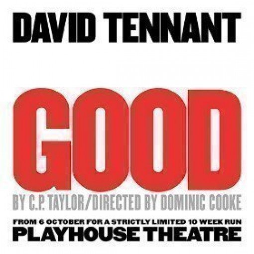 DAVID TENNANT to star in West End revival of C.P Taylor's GOOD