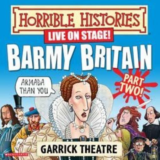 Horrible Histories - Barmy Britain Part 2