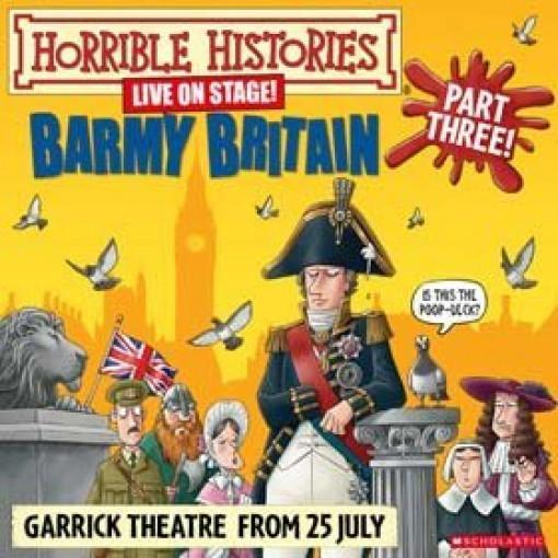 Horrible Histories - Barmy Britain Part 3