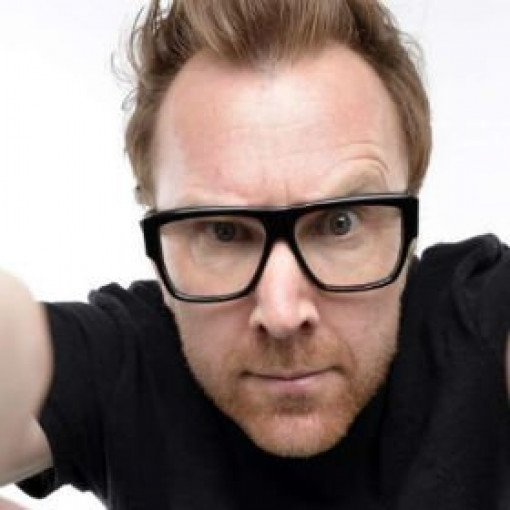 Jason Byrne - You Can Come In, But Dont Start Anything
