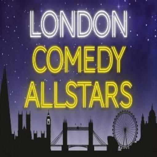 London Comedy Allstars - The Spiegeltent