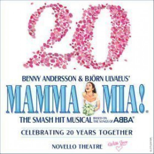 Full Cast Announced for MAMMA MIA! in London from 12 June