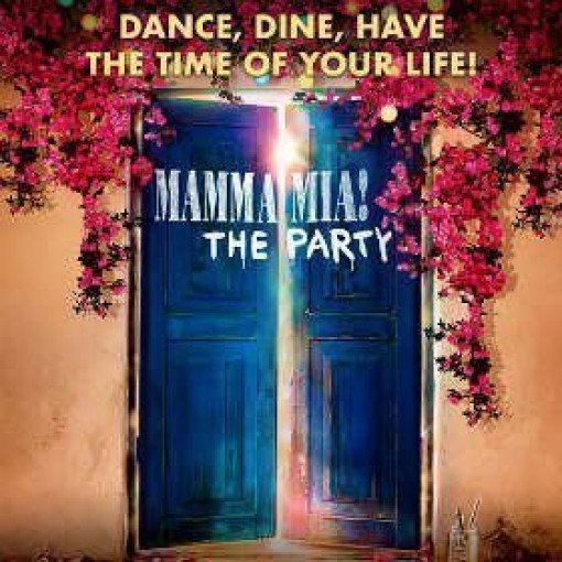Full Cast for MAMMA MIA! THE PARTY in London