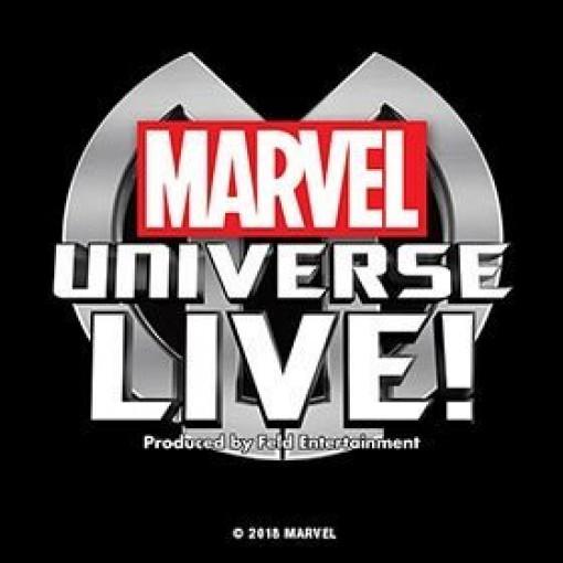 Marvel Universe Live - O2 Arena