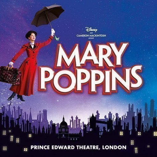 Mary Poppins returns to the Prince Edward Theatre autumn 2019