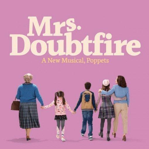 Mrs Doubtfire the Musical