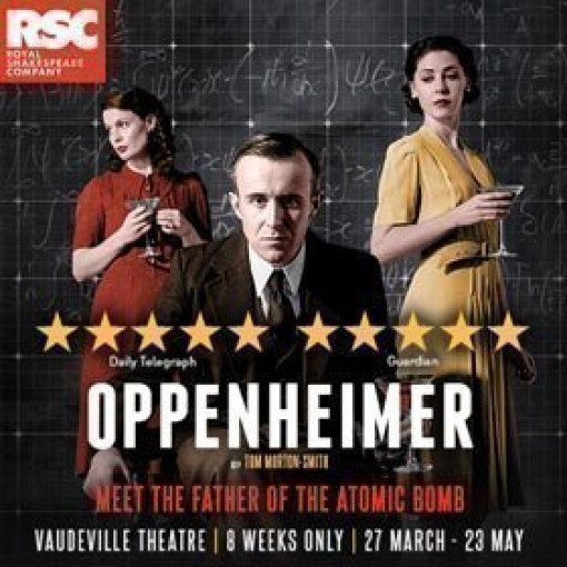 Review of Oppenheimer at the Vaudeville Theatre