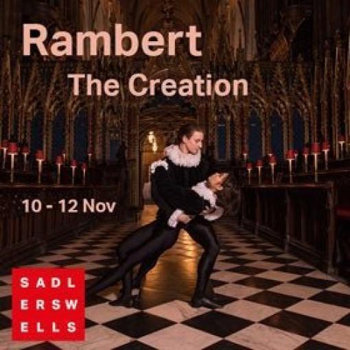 Rambert - The Creation
