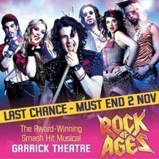 Rock Of Ages - Show of the Month