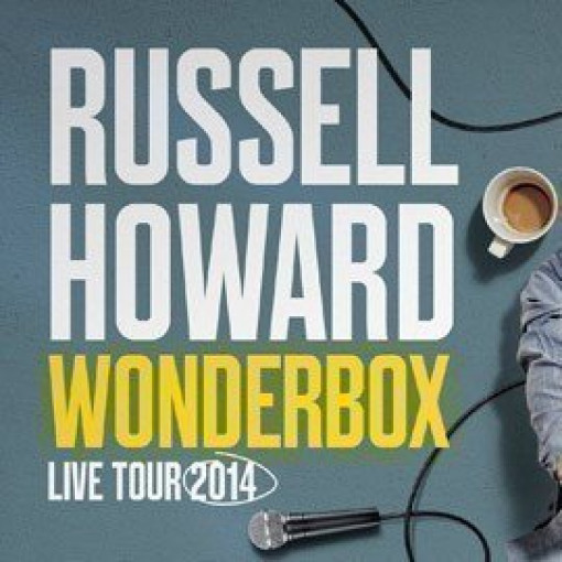 Russell Howard:Wonderbox - Wembley