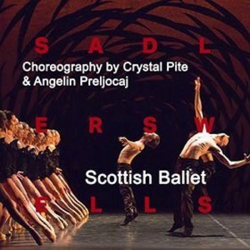 Scottish Ballet-Ceci Est Mon Corps/Emergence