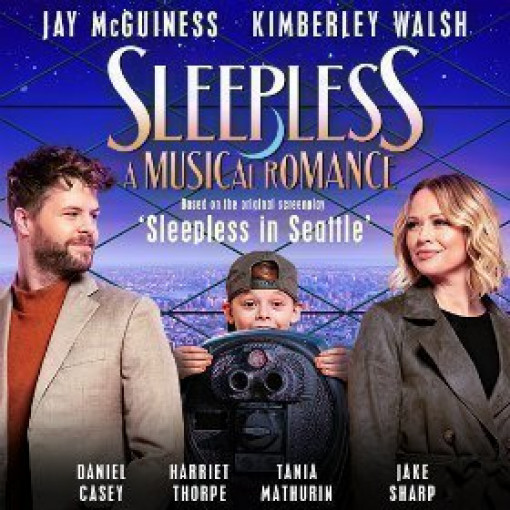 SLEEPLESS, A MUSICAL ROMANCE to open with social distancing this summer