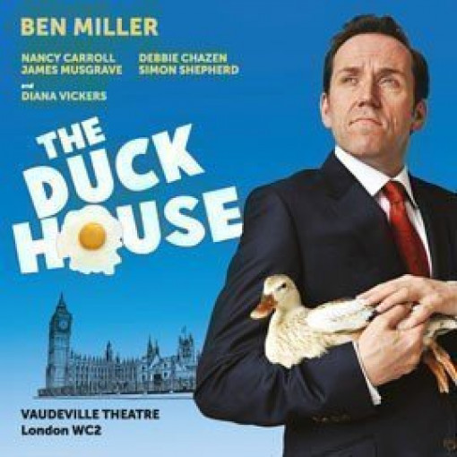 Outrageous new comedy The Duck House opens at the Vaudeville Theatre