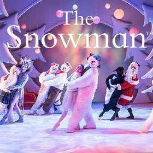 The Snowman - Birmingham Repertory Theatre