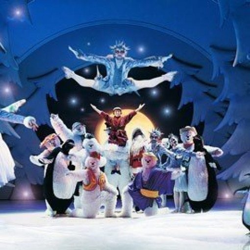 The Snowman - Birmingham Repertory Theatre