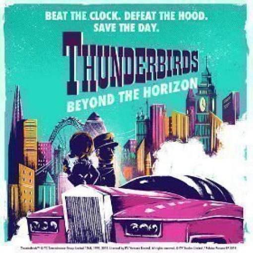 Thunderbirds - Beyond the Horizon