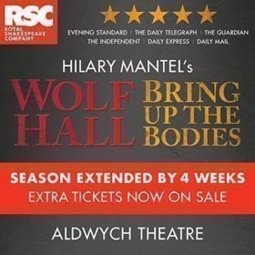The RSC's double bill of Wolf Hall & Bring Up the Bodies comes to the West End