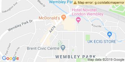 Troubadour Theatre - Wembley