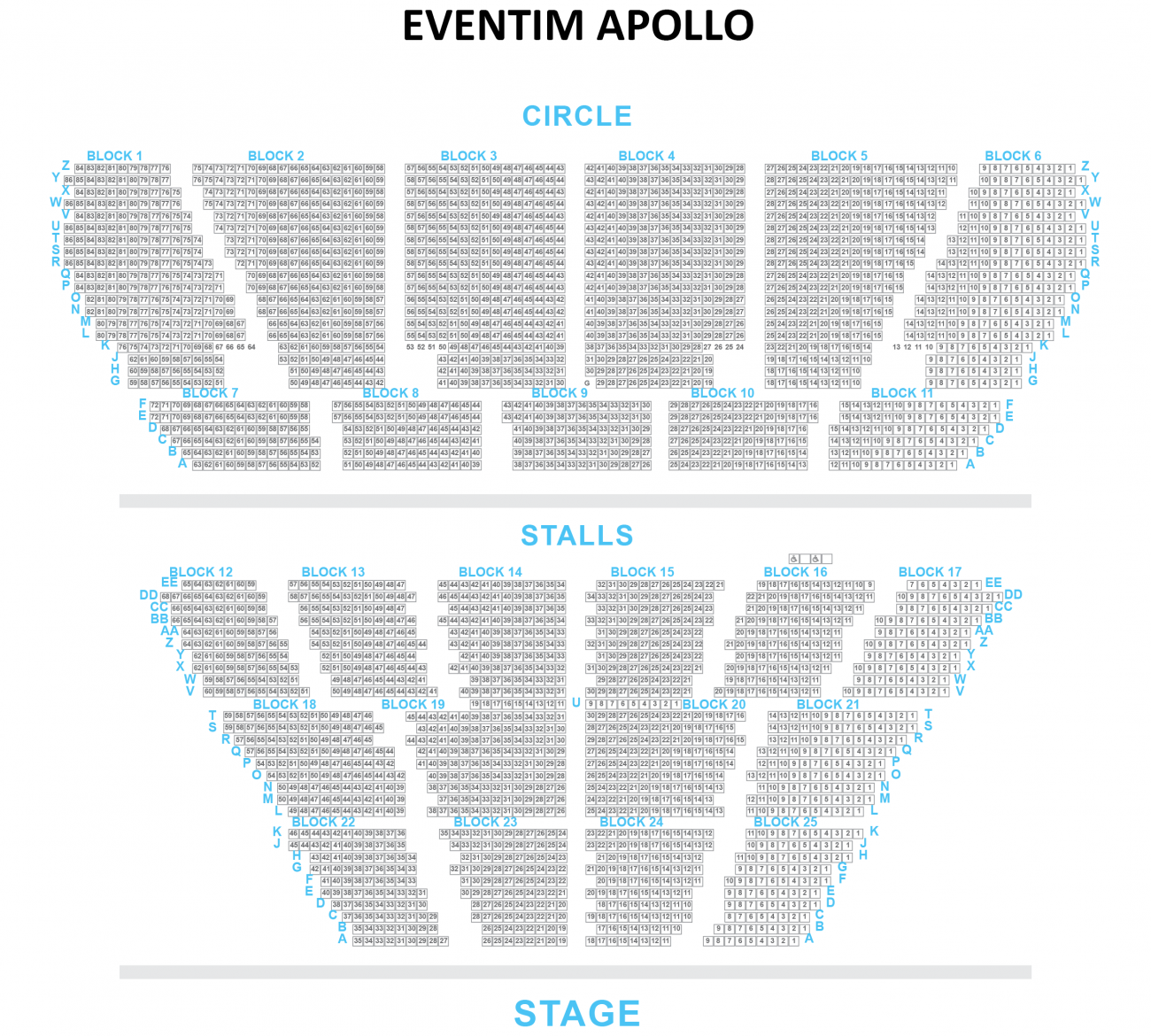 Hammersmith Apollo (Eventim)
