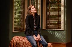 Belinda Lang as Stephanie Abrahams in DUET FOR ONE