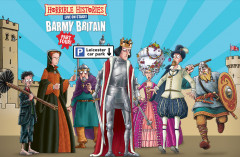 Horrible Histories: Barmy Britain – Part Four