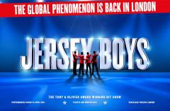 Jersey Boys Tickets