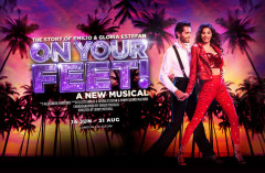 Gloria Estefan's ON YOUR FEET