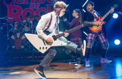 School of Rock Production Photo