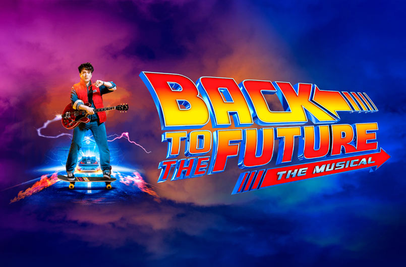 Back to the Future - London Musical