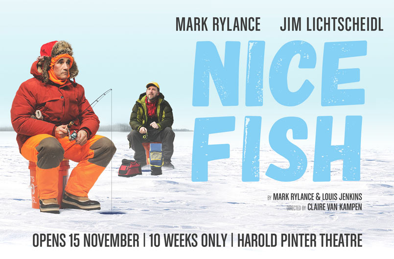 Nice Fish - Mark Rylance