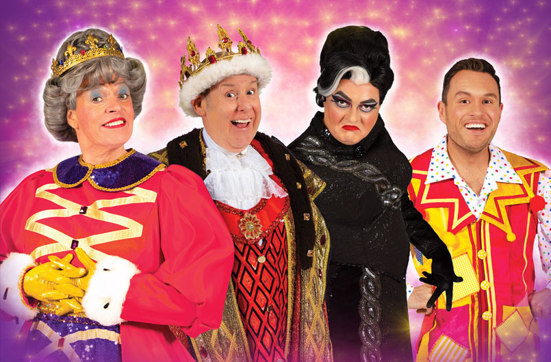 Sleeping Beauty - The King's Panto