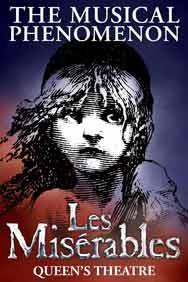 All change! Les Misérables announces a major cast shake-up