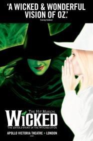 Kerry Ellis flies back into Wicked
