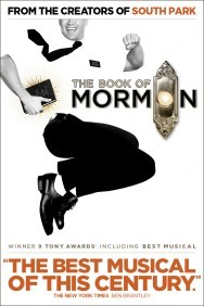 New leading men announced for The Book of Mormon