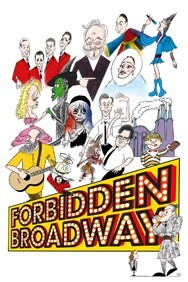 Review of Forbidden Broadway