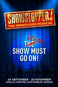 Improvised musical Showstopper! transfers to the West End
