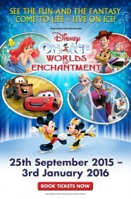 Disney On Ice Presents World's of Enchantment: O2 Arena