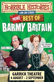 Horrible Histories - The Best of Barmy